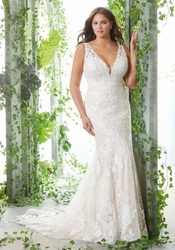 7ca46cbbaba Mia Plus Size Wedding Dress in 2019