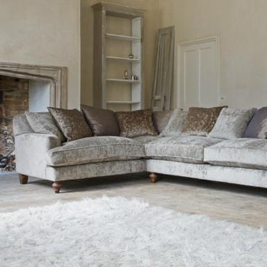 Claudius corner sofa from Tamarisk Designs  www.tamariskdesigns.co.uk