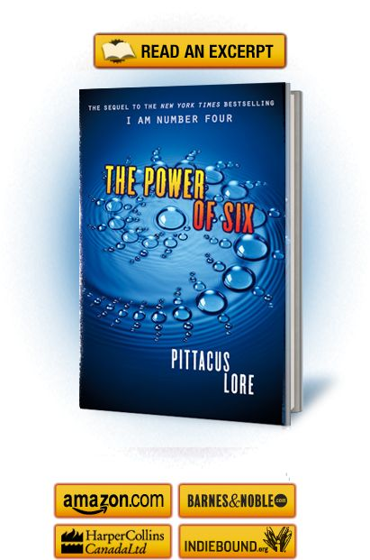 the power of six pittacus lore epub nook