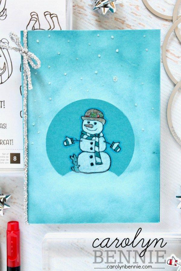Stampin' Up! Holiday Catalogue's Seasonal Chums - Carolyn Bennie Australian Stampin' Up! Demonstrator
