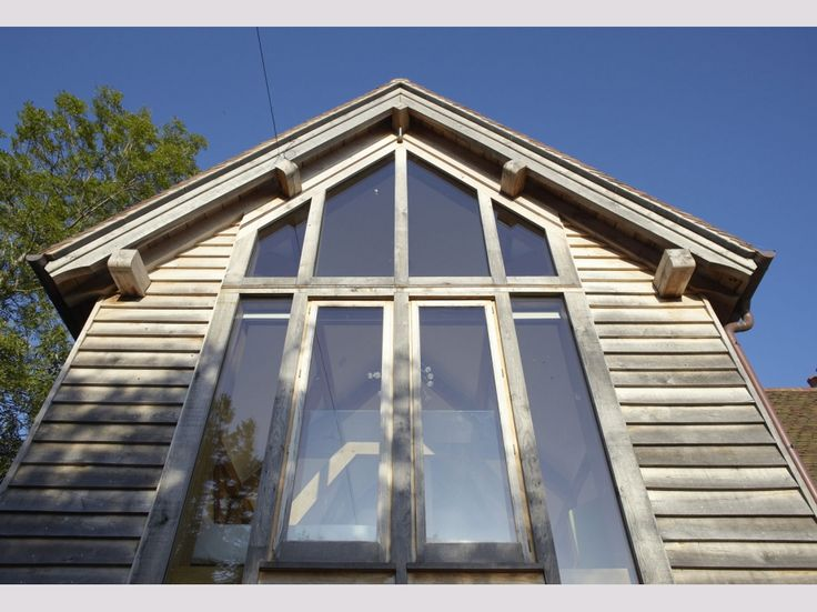 Amazing Gallery Showcasing Glazed Gables In Homes Designed And Built By Oakwrights  Of Hereford