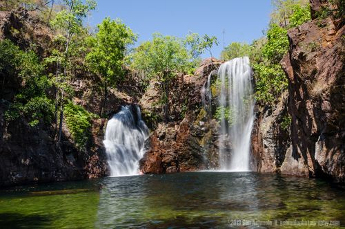 Exploring Buley Rockhole And Florence Falls In Litchfield National Park, NT, Australia
