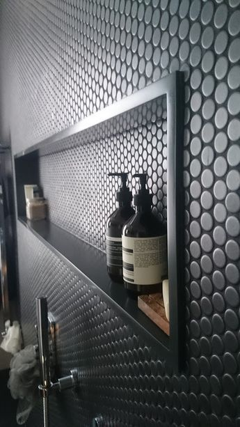 Corian Bathroom Shelves, Custom Made Corian Basins U0026 Corian Bathroomu2026