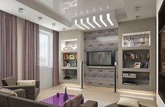Gypsum board ceilings