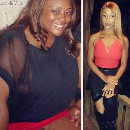 These women are proving the hardest part about losing weight is keeping it off.