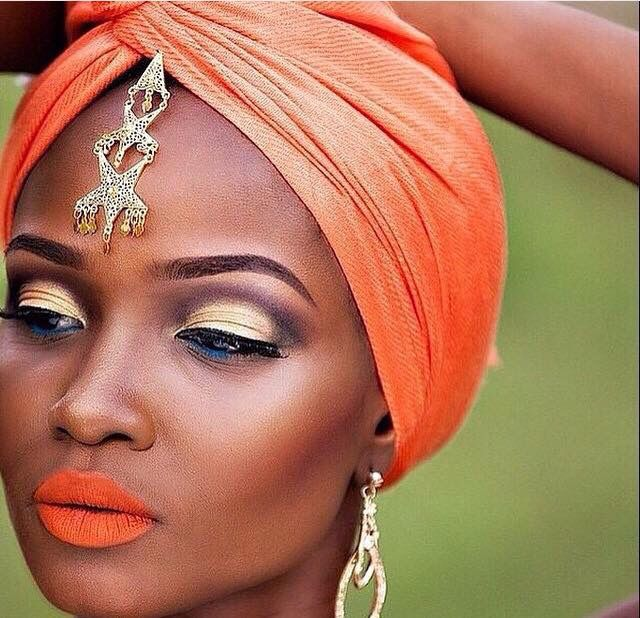beautiful black nubian queens dark skin