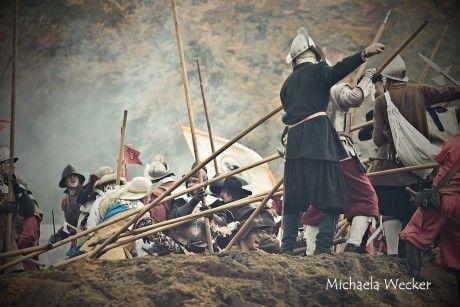 MICHAELA WECKER Photography - Fotoalbum - Vojenská historie - Třicetiletá válka - Slag om Grolle 2012 - SoG_2012_005