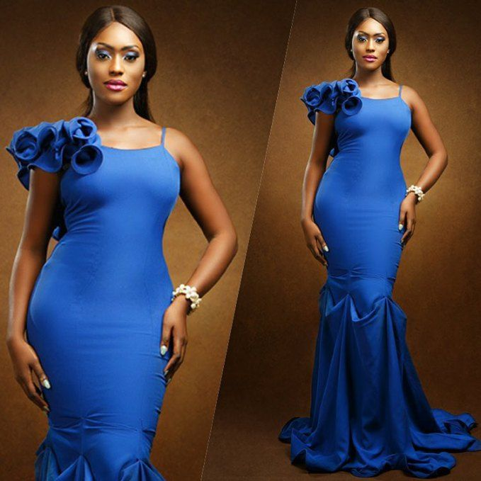 Stunning Dinner Gown You Should Try On - Amillionstyles @lindaosifo
