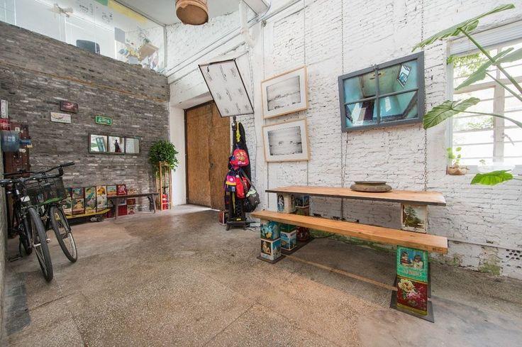 Airbnb: не китайский интерьер в Китае http://on.fb.me/1nw7drW