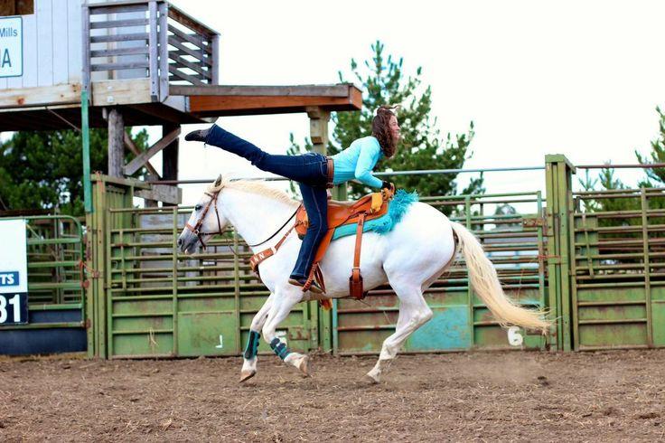 Trick Riding I Love Quotes. QuotesGram