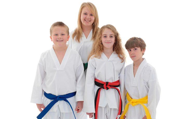 7 beneficii ale artelor marțiale pentru copii