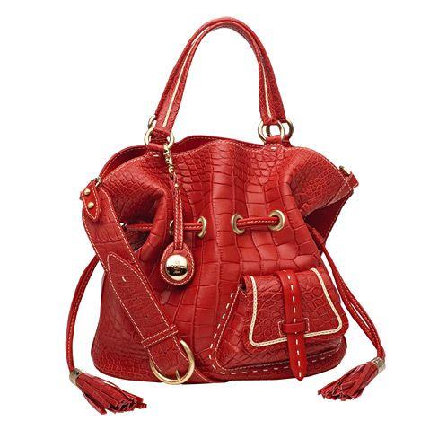 Top-10. Красные сумки | Fashion Details. Всё о моде Весна-Лето 2013