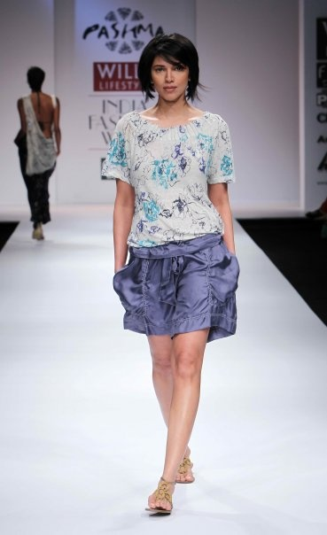 """Wills Lifestyle India Fashion Week SS 2010"" Day 3 by Pashma #Fashion #WillsLifestyle"