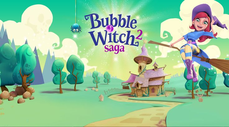 Image result for bubble witch saga 2