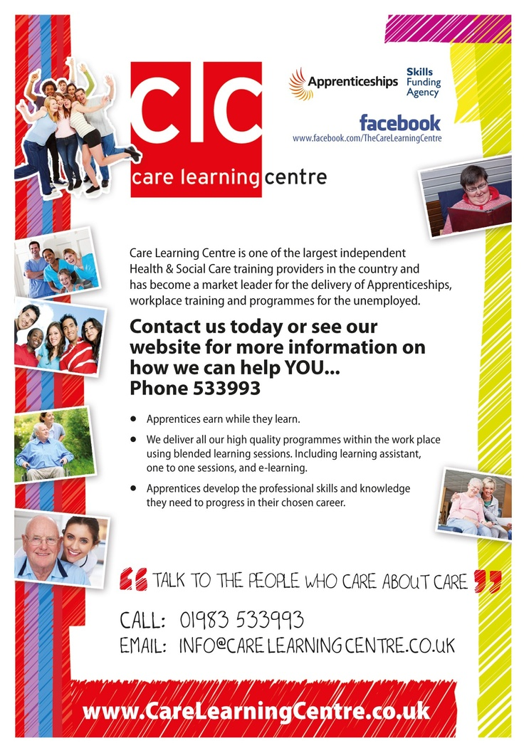 Check out the new CLC 2013 advert!!