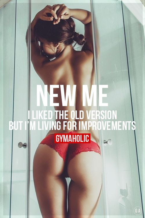 Never ever stop trying to improve yourself!!!