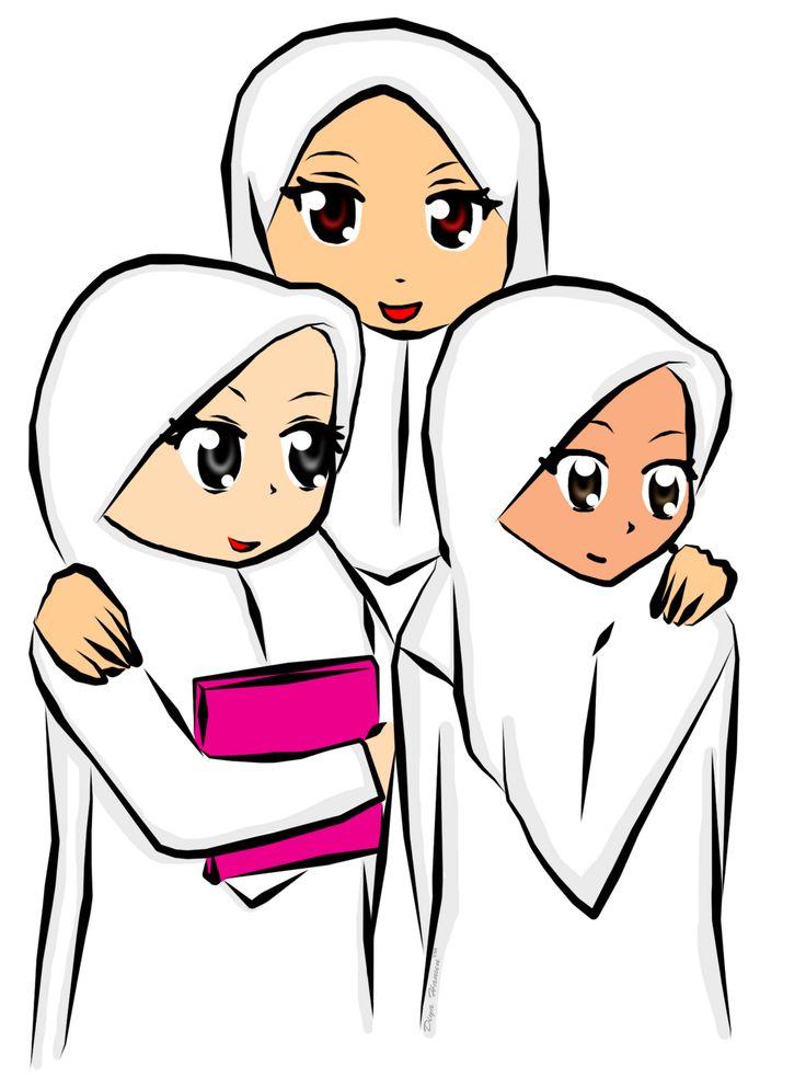 Diya Hanun: Random Chibi doodle