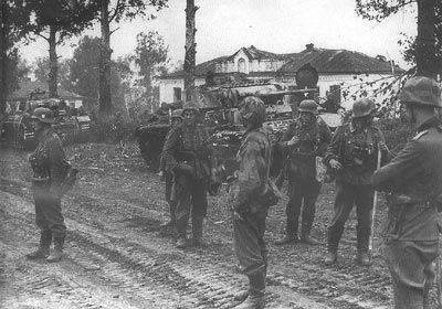 Military Chronicles Series Kursk  Strategic Defensive Operation (Citadel Operation). June 5-12, 1943. Battles at the Northern Face book. Pic.4..FEB16
