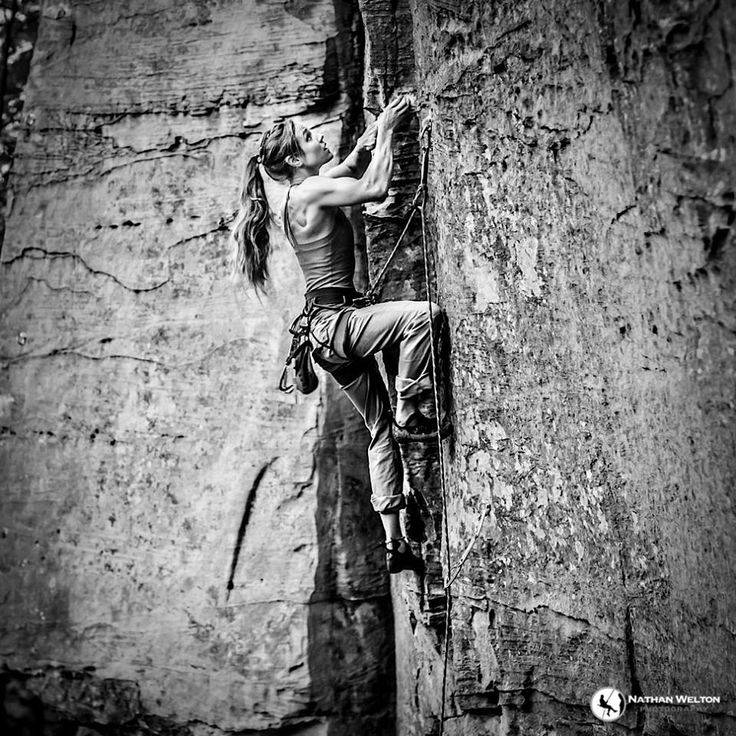Climbing Photography | Rannveig Aamodt
