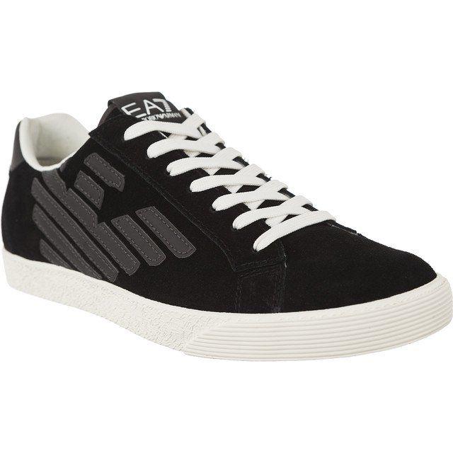 Trampki Meskie Ea7emporioarmani Ea7 Emporio Armani Czarne Men Shoe 278038cc299 00020 Armani Shoes Mens Armani Men Shoes Mens