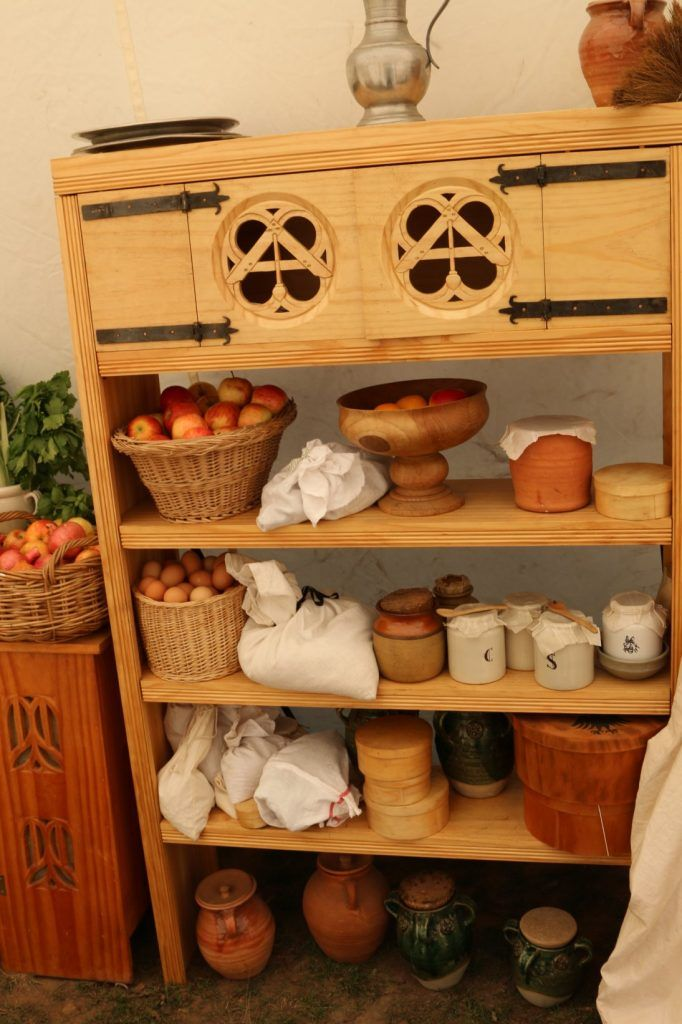 The Atelier kitchen shelves – Rowan and Nico