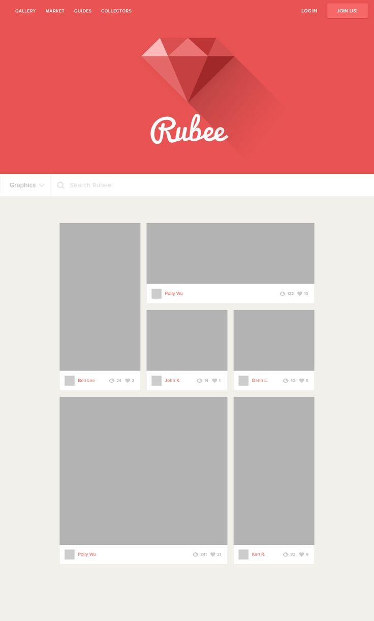 Dribbble - RealPixels.png by Ben Lee