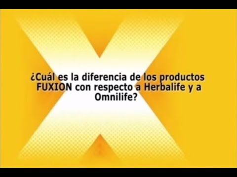 Productos Fuxion para POTENCIAR Capacitación Julizza Pezo, Especialista en Nutrición - YouTube