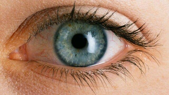 Dit is het soort oog wat ik graag zou willen maken op mijn masker.