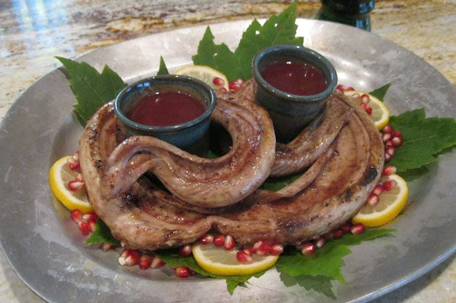 Grilled Snake and Other Recipes