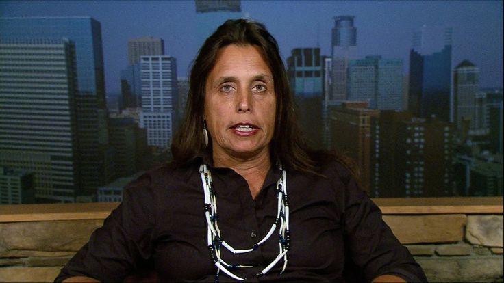 Why the Protest? Native Activist Winona LaDuke: Pipeline Company Enbridge Has No Right to...