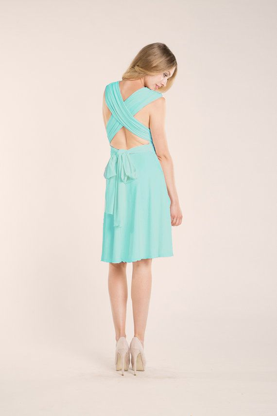 Hey, I found this really awesome Etsy listing at https://www.etsy.com/listing/258062391/aquamarine-dress-light-blue-short-dress