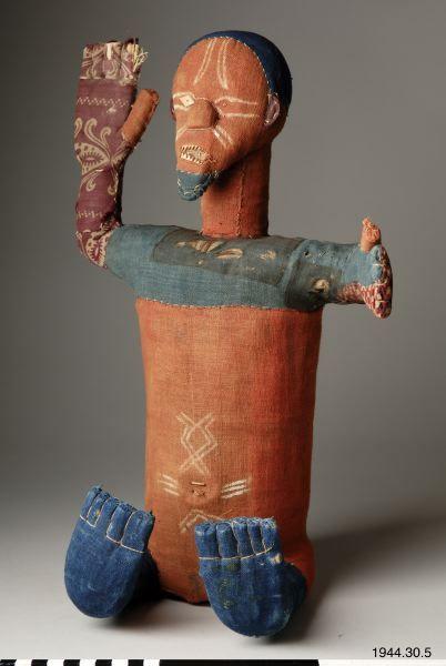 Bembe Mudziri Ancestor Figure, DR Congo