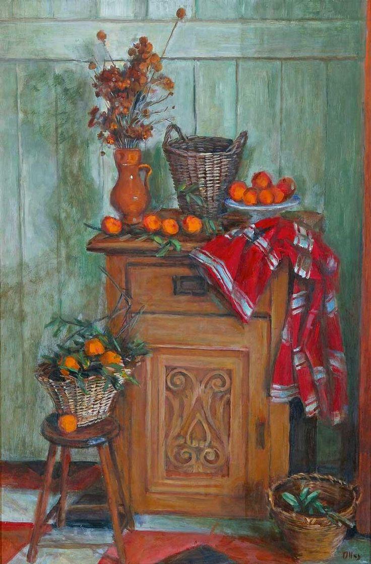 Australian Artist Margaret Olley
