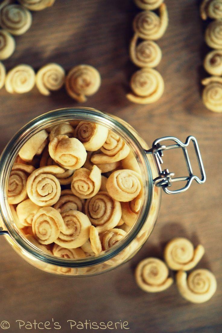 Patce's Patisserie: Zimtschnecken - Müsli
