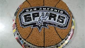 San Antonio Spurs Cake