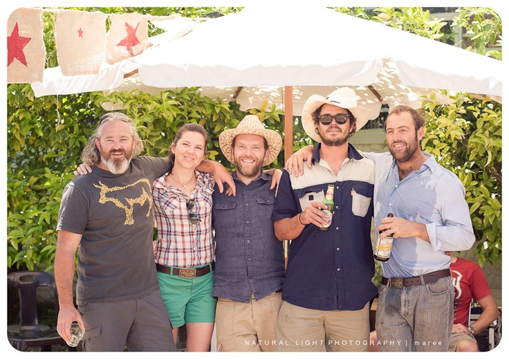 Swartland Revolution 2012 - a family style photo #SouthAfrica