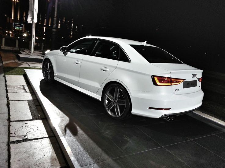 Audi A3 Sedan #cars #audi