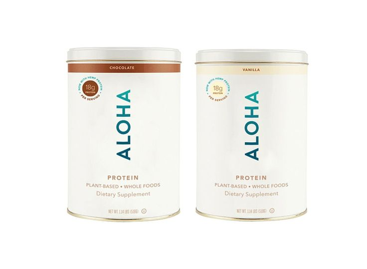 List of a variety of the best protein powder: aloha brand is vegan, plant based, but tastes dairy.