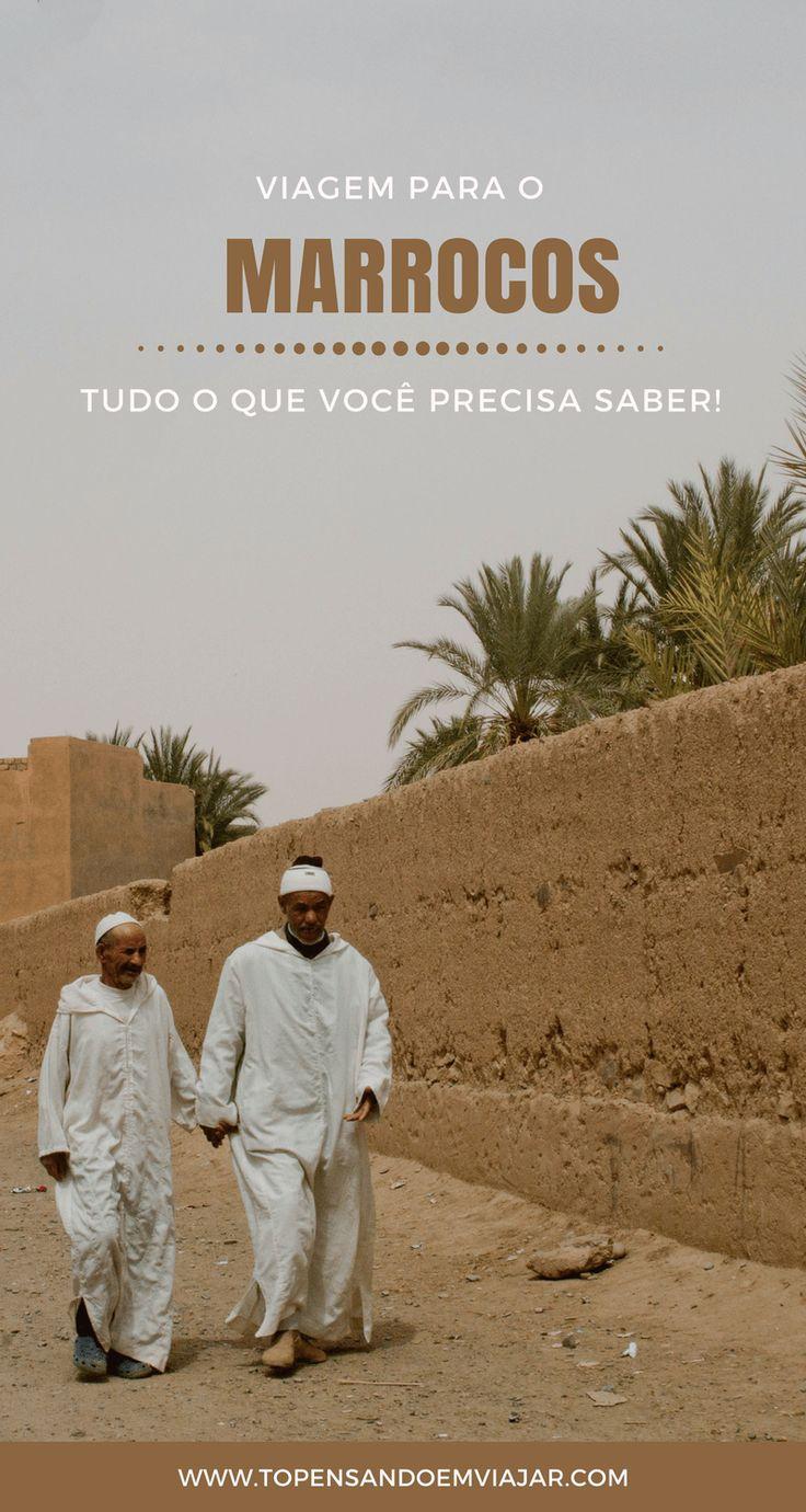 Tá pensando em viajar?! Vamos te dar todas as dicas de como organizar uma viagem para o Marrocos de maneira independente e se surpreender com esse país incrível!
