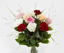Blandede roser. #avalanche #peachavalanche #avalanchecandy #rednaomi
