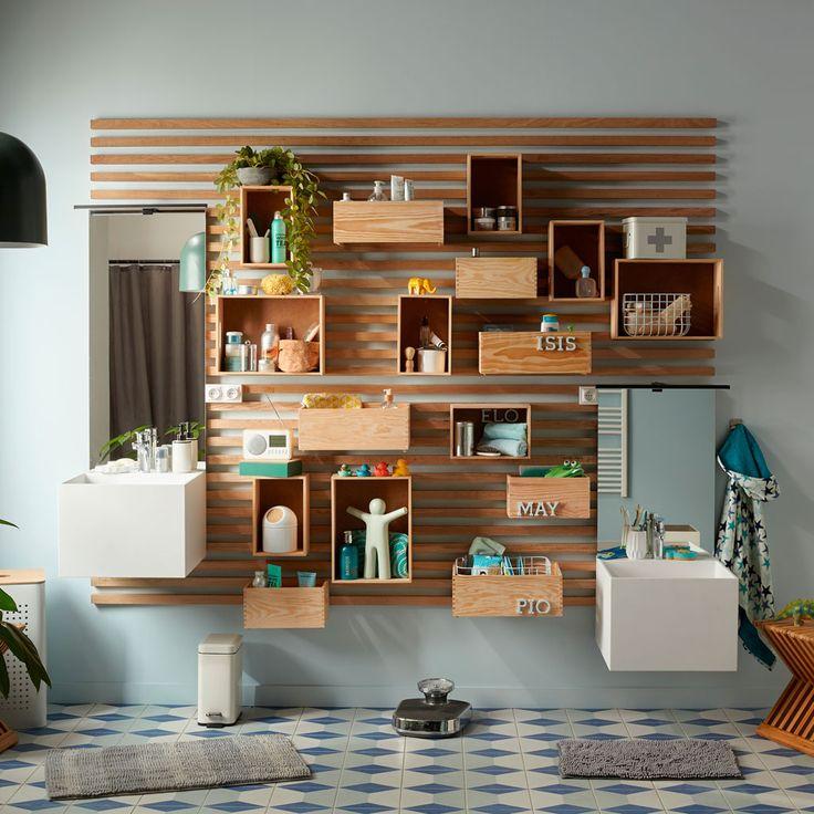 les 295 meilleures images du tableau salle de bains sur. Black Bedroom Furniture Sets. Home Design Ideas