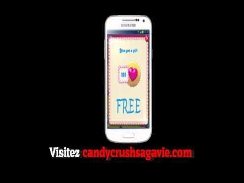 Candy Crush Saga - 100 vies gratuit