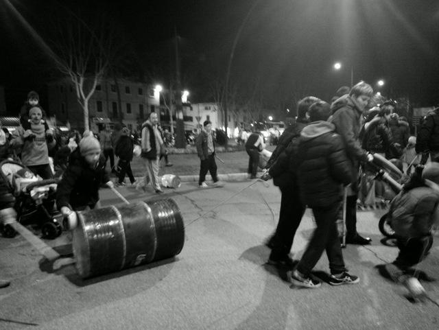 Batar marzo San Giovanni Lupatoto VR -28 febbraio 2013 Foto di Alba Rigo