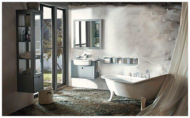 Herskapelig på badet - 10 ideer til drømmebadet - Boligpluss.noHerskapelig på badet Lyst på en herskapelig følelse om morgenen? På badet er det lov å skjemme seg bort. Louis 1 baderomsserie; speilskap, 66 cm, marmorbenk, 70 cm, underskap, 70 cm, høyskap, 44,2 cm, kr 18 045/sett, Vedum.