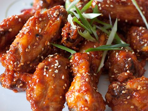Korean fried chicken | Korean Food Gallery – Discover Korean Food Recipes and Inspiring Food Photos