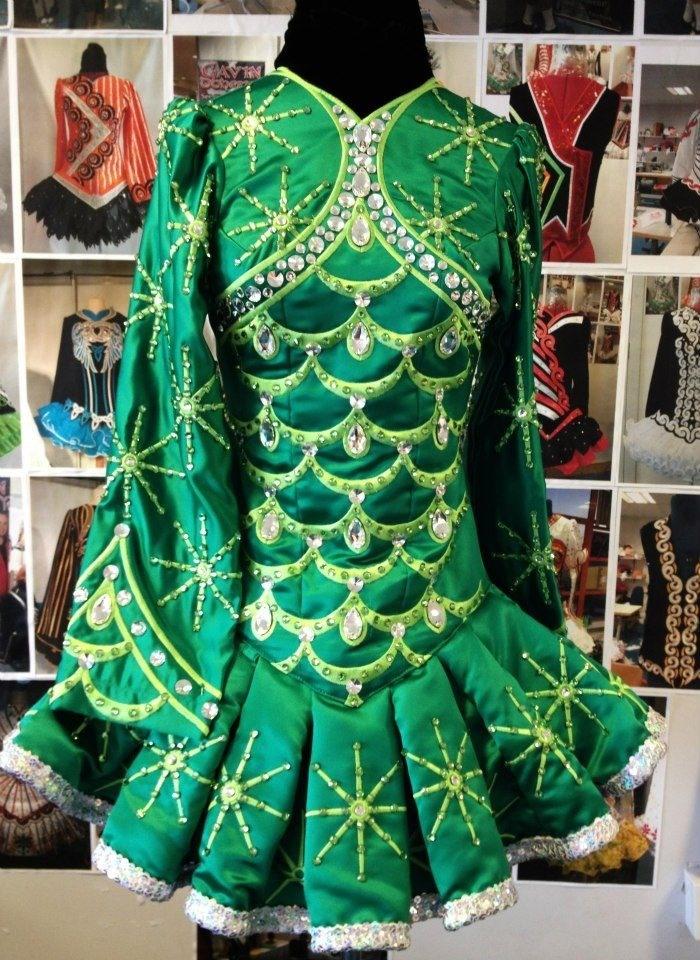 1000 Images About Irish Dance Dresses On Pinterest