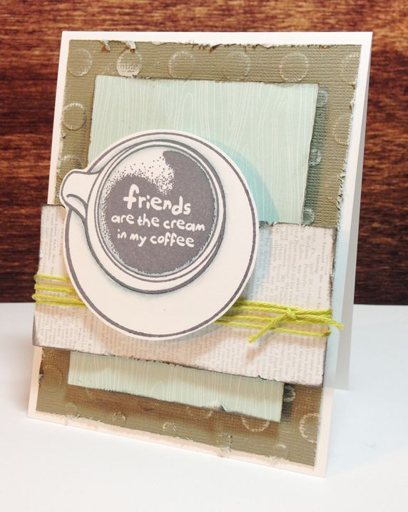 Tobi's Place: Stampendous and Core'dinations