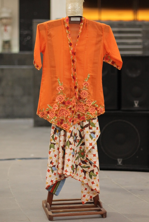 Batik + Kebaya
