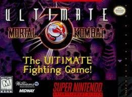 Complete Ultimate Mortal Kombat 3 - SNES