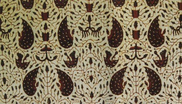 batik sido asih - macam macam motif batik Indonesia